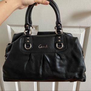 Coach F15447 Ashley Leather Bag